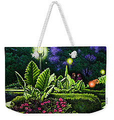 Rendezvous In The Park Weekender Tote Bag
