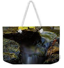 Renewal Weekender Tote Bag by Mark Alder
