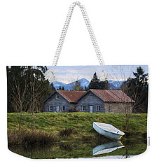 Renewed Hope - Hope Valley Art Weekender Tote Bag by Jordan Blackstone