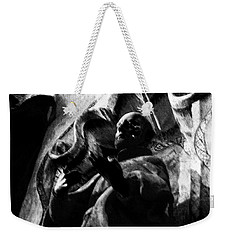 Repent Weekender Tote Bag by Nature Macabre Photography