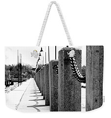 Repetition Weekender Tote Bag by Greg Fortier