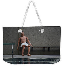 Rescue Dummy Weekender Tote Bag