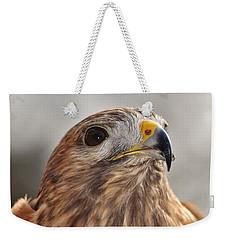 Rescued Hawk Weekender Tote Bag