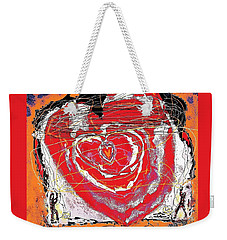 Rescuers Of The Broken Heart Weekender Tote Bag