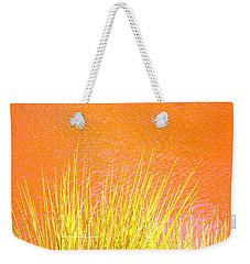 Resolute Reeds Weekender Tote Bag