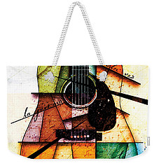 Resonancia En Colores Weekender Tote Bag
