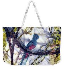 Resplendent Quetzal #1 Weekender Tote Bag
