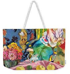 Resplendent Recline Weekender Tote Bag