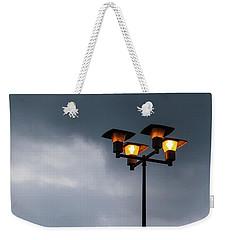 Responding To Light 2 - Weekender Tote Bag