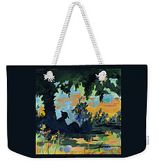 Rest A Minute Weekender Tote Bag
