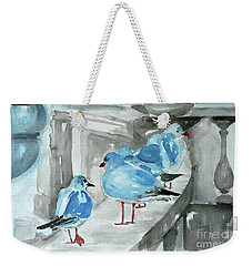 Rest By The Sea Weekender Tote Bag