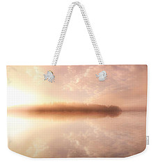 Weekender Tote Bag featuring the photograph Rest In His Peace by Rose-Maries Pictures