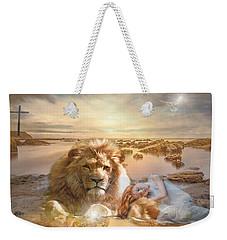 Divine Rest Weekender Tote Bag