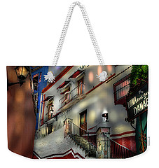 Restaurant On The Hill Weekender Tote Bag