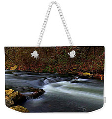 Resting By The Water Weekender Tote Bag