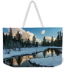 Resting Creek Weekender Tote Bag