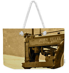 Resting In Sepia Weekender Tote Bag