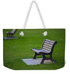 Resting Place Weekender Tote Bag