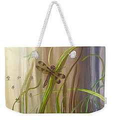 Restoration Of The Balance In Nature Weekender Tote Bag