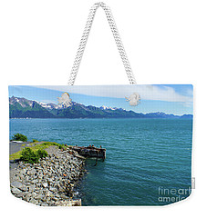 Resurrection Bay Weekender Tote Bag