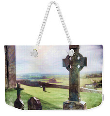 Resurrection  Weekender Tote Bag