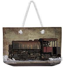 Retired 2 Weekender Tote Bag