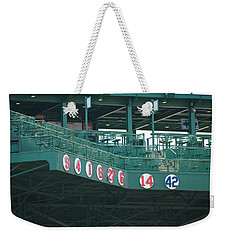 Retired Numbers Weekender Tote Bag