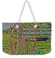 Retired Weekender Tote Bag