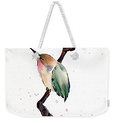 Retreat Weekender Tote Bag by Bill Searle