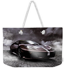 Retro Sports Car - Formule 1 Weekender Tote Bag