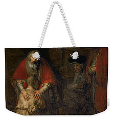 Return Of The Prodigal Son Weekender Tote Bag