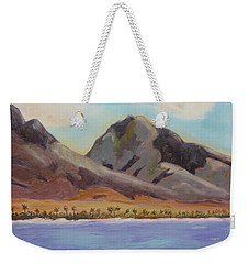 Return To Maui Weekender Tote Bag