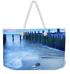 Return To The Bay Weekender Tote Bag