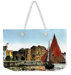 Returning Home To The Cladagh Weekender Tote Bag