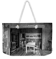 Weekender Tote Bag featuring the photograph Returning To The Past by Sandra Bronstein