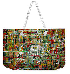 Revelation Weekender Tote Bag by Jacqueline Athmann