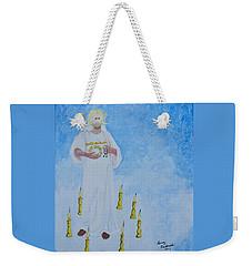 Revelations One Weekender Tote Bag
