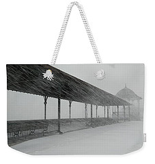 Revere Beach Nor'easter -jan 4,2018 Weekender Tote Bag