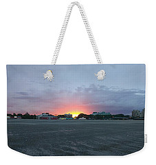 Revere Beach Sunset Weekender Tote Bag