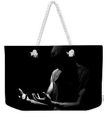 Weekender Tote Bag featuring the photograph Revive by Eric Christopher Jackson