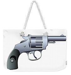 Revolver Weekender Tote Bag