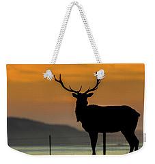 Reyes Morning  Weekender Tote Bag