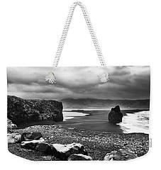 Reynisfjara Weekender Tote Bag by Wade Courtney
