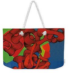 Rfb0116 Weekender Tote Bag