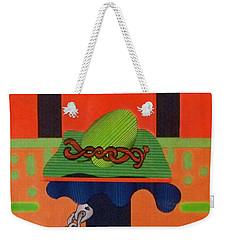 Rfb0121 Weekender Tote Bag
