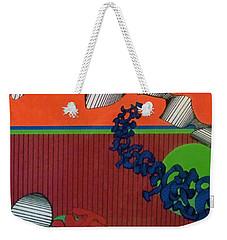Rfb0124 Weekender Tote Bag
