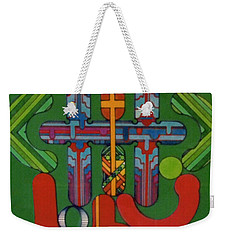 Rfb0127 Weekender Tote Bag