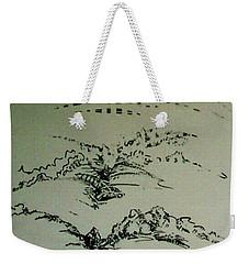 Rfb0209 Weekender Tote Bag