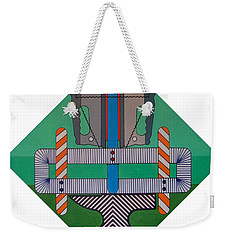 Rfb0900 Weekender Tote Bag