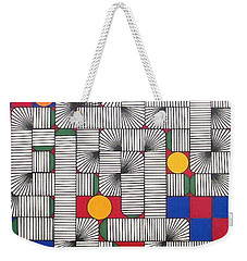 Weekender Tote Bag featuring the photograph Rfb1005 by Robert F Battles